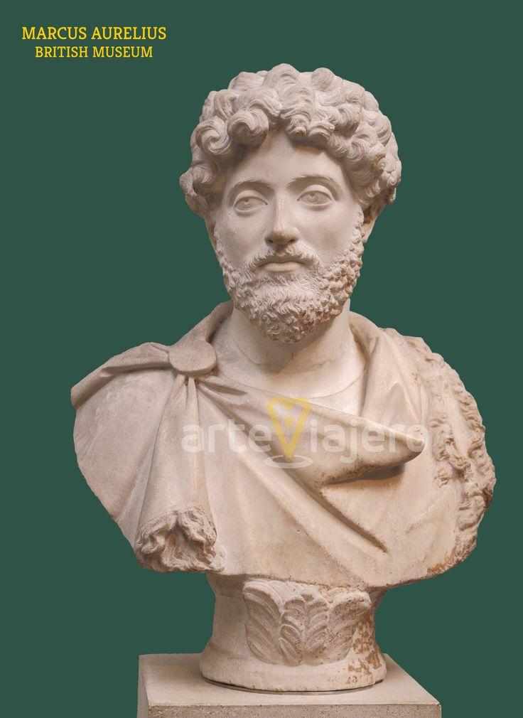Marcus Aurelius Antoninus Augustus, British Museum