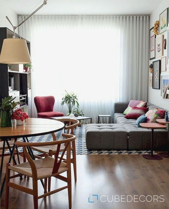 Smart and creative small apartment decorating ideas in 2019 ...