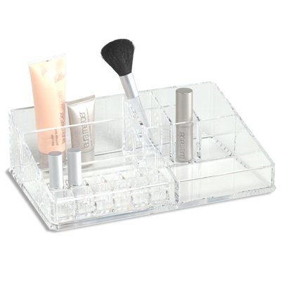 Best Large Acrylic Makeup Organizer Ideas On Pinterest - Container store makeup organizer