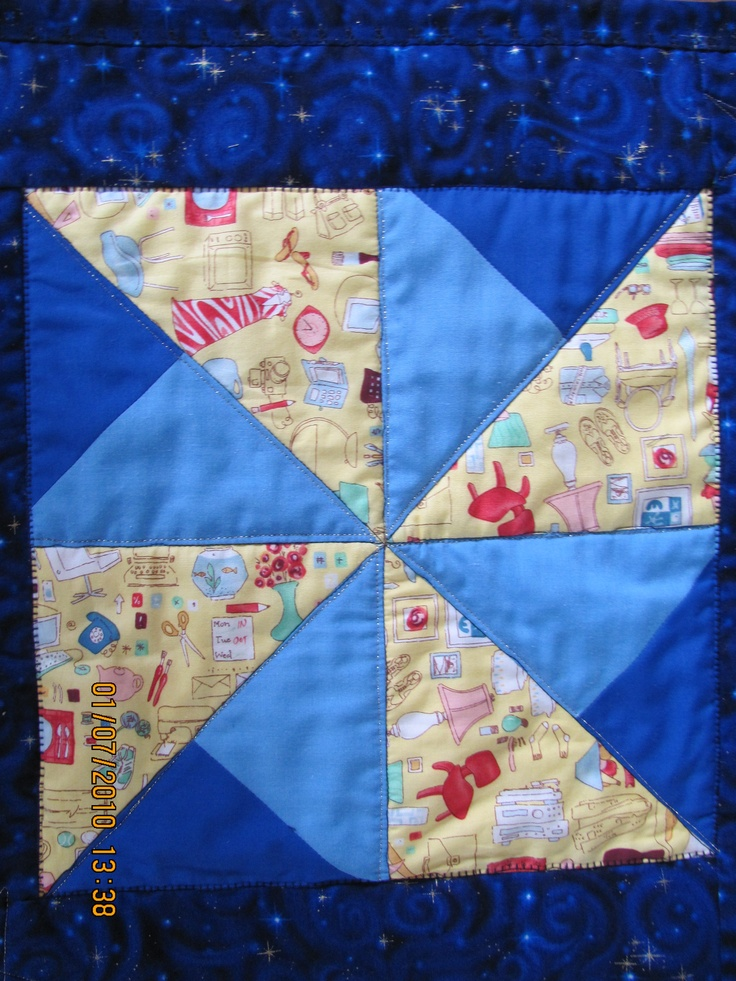 Memory Quilt Block - My Stuff $50.  Plus Handling and Shipping. marilynpearson2@gmail.com
