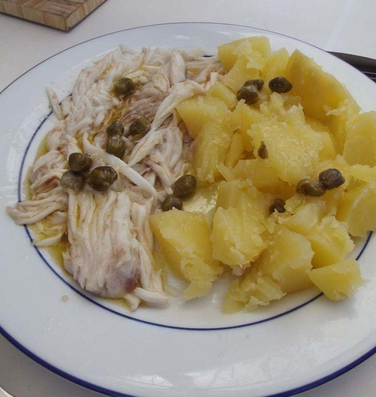 Ailes de raie à la grenobloise - les meilleures recettes de cuisine d'Ôdélices