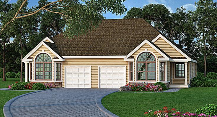 24 Best Duplex Plans Images On Pinterest Family House