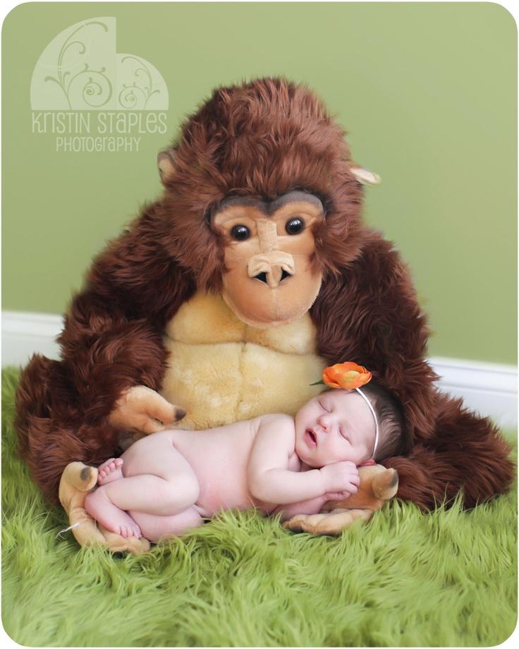 perfect for her safari nursery theme!