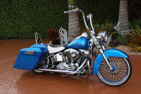 Old Skool Chopper Softail......... - Harley Davidson Wallpaper ID 275936 - Desktop Nexus Motorcycles