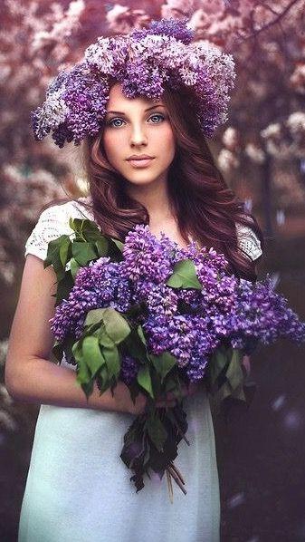 Lilac inspiration ✿⊱╮