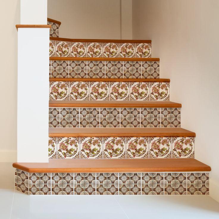 Adesivi & C. per parete o pavimento: 14 soluzioni per un nuovo look - Cose di Casa