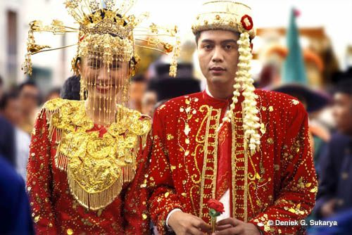 Betawi - couple