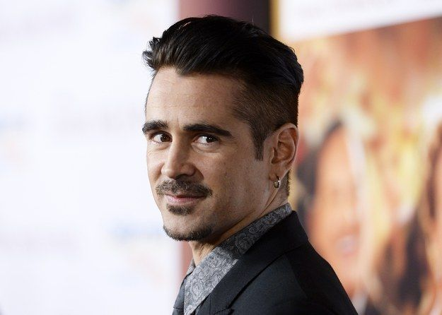"Colin Farrell Says He Will Be Starring In The Second Season Of ""True Detective"""
