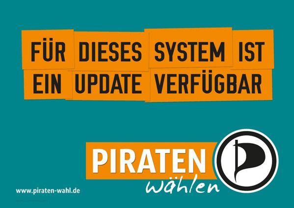 26 neue Gründe, die PIRATEN zu wählen › Piraten Dresden