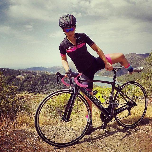 Pink rainbow socks Shop here  www.llkitsandsocks.com  #ridgesupply #standout #bedifferent#mtb #nevernotriding #ciclismo #cyclocross #wielrennen #cycling #sockdoping#sockaddict #sockswag #cyclingkit #cyclingsocks #newkitday #kitdoping #womenscycling #outsideisfree #lifebehindbars #cyclingapparel #cyclingphotos #cyclingphoto #instacycling #instasocks #pink #sockgameonpoint