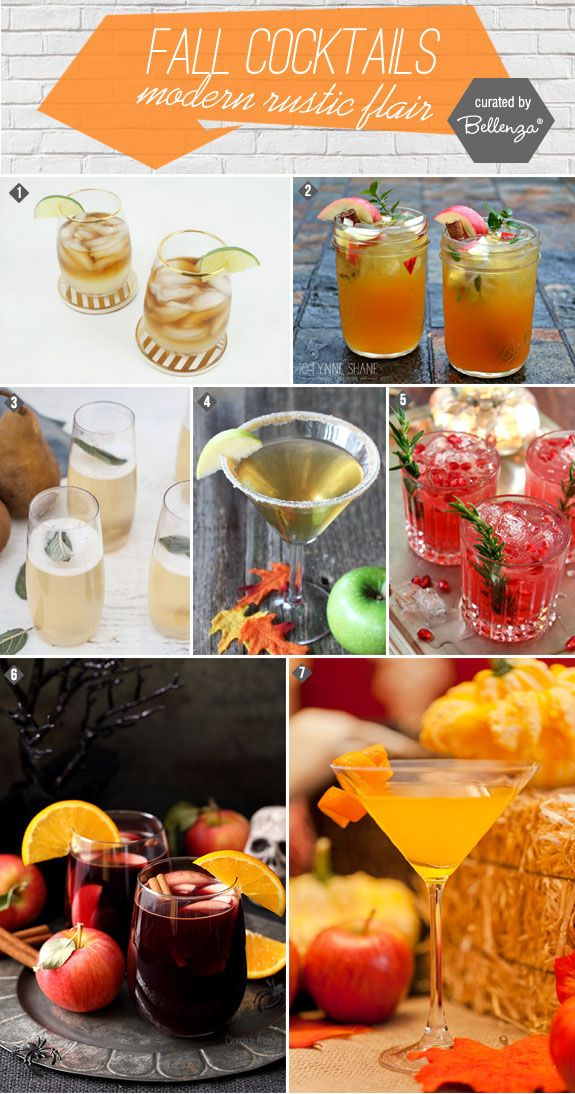 648 best images about bachelorette party ideas and themes for Fall cocktail ideas