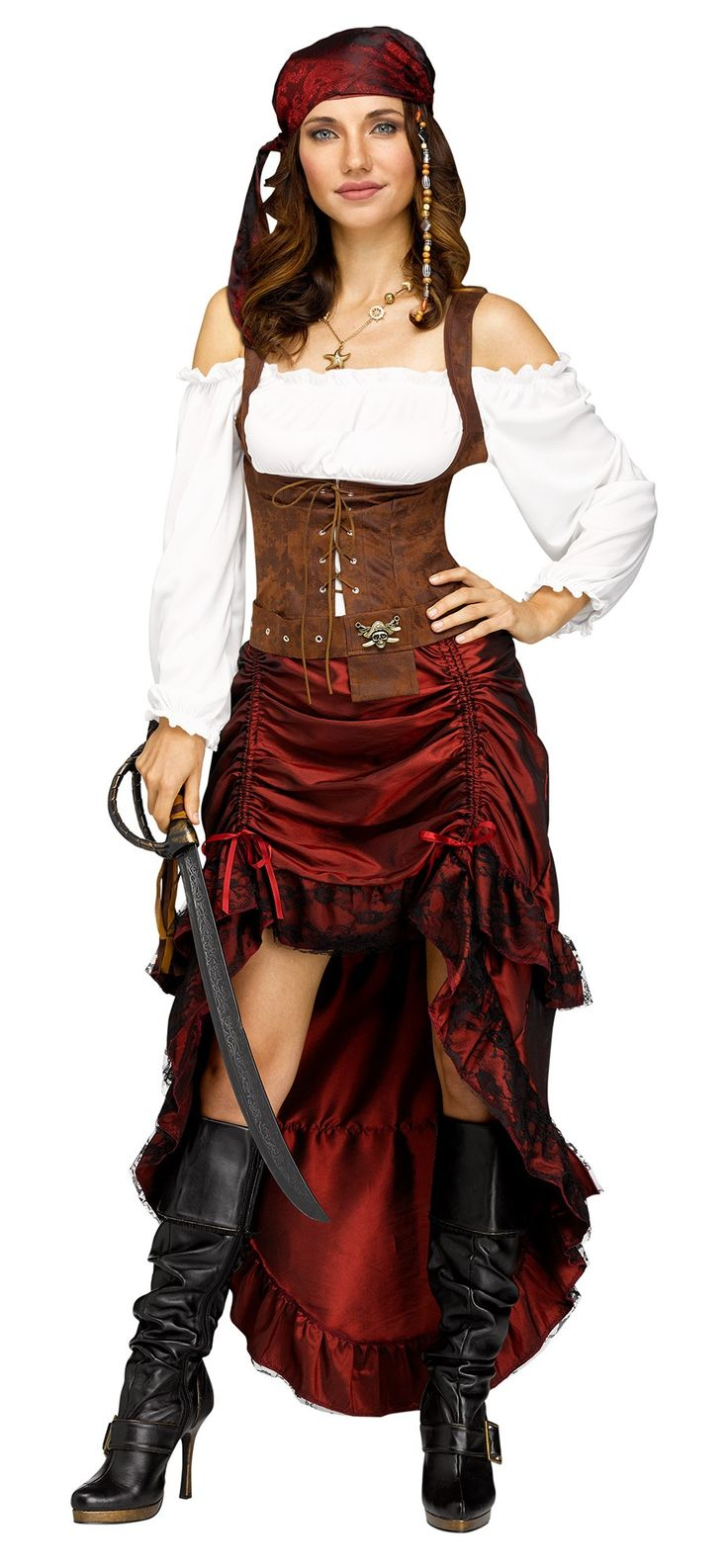 Best 25 Pirate Wench Costume Ideas On Pinterest
