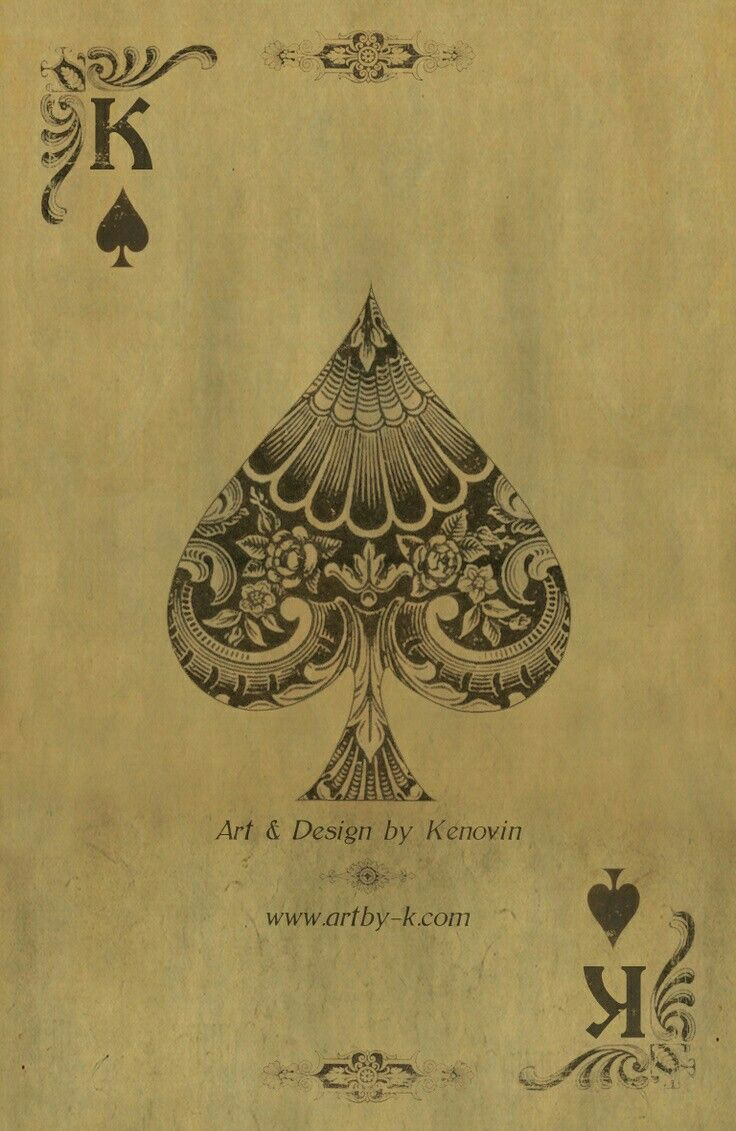 Poker art, with a history so rich, I am surprised that there is not more of this.   Interesting in bringing poker into your life? Visit us then at www.vippokertable.com