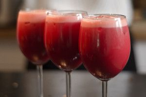 Beetroot and Carrot Juice