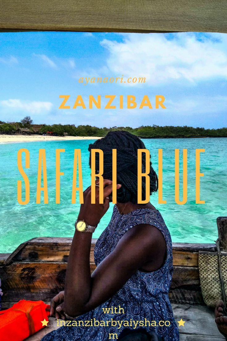 Menai Bay , Zanzibar largest marine conservation area #Zanzibar #Africa