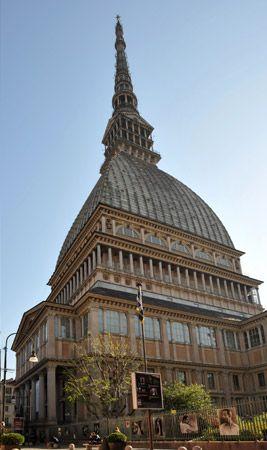 Il simbolo di Torino: La Mole Antonelliana #weddingplannertorino #comeneisogni