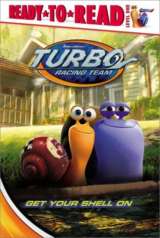 New arrival: Turbo: Get Your Shell On by Natalie Shaw