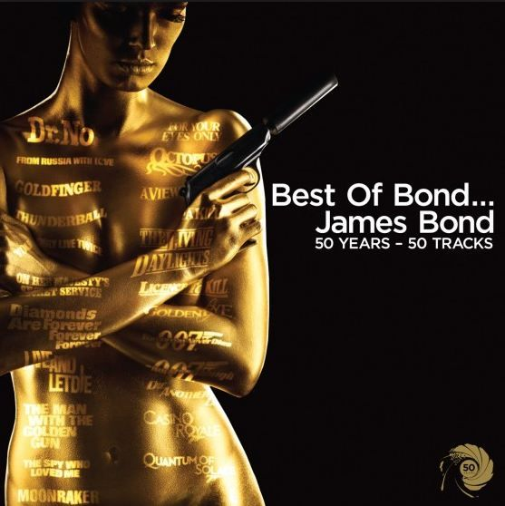 The Best Of James Bond 50 years  #christmas #gift #ideas #present #stocking #santa #music #Island #records #reggae