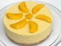 Cara Membuat Kue Keju Mangga Enak