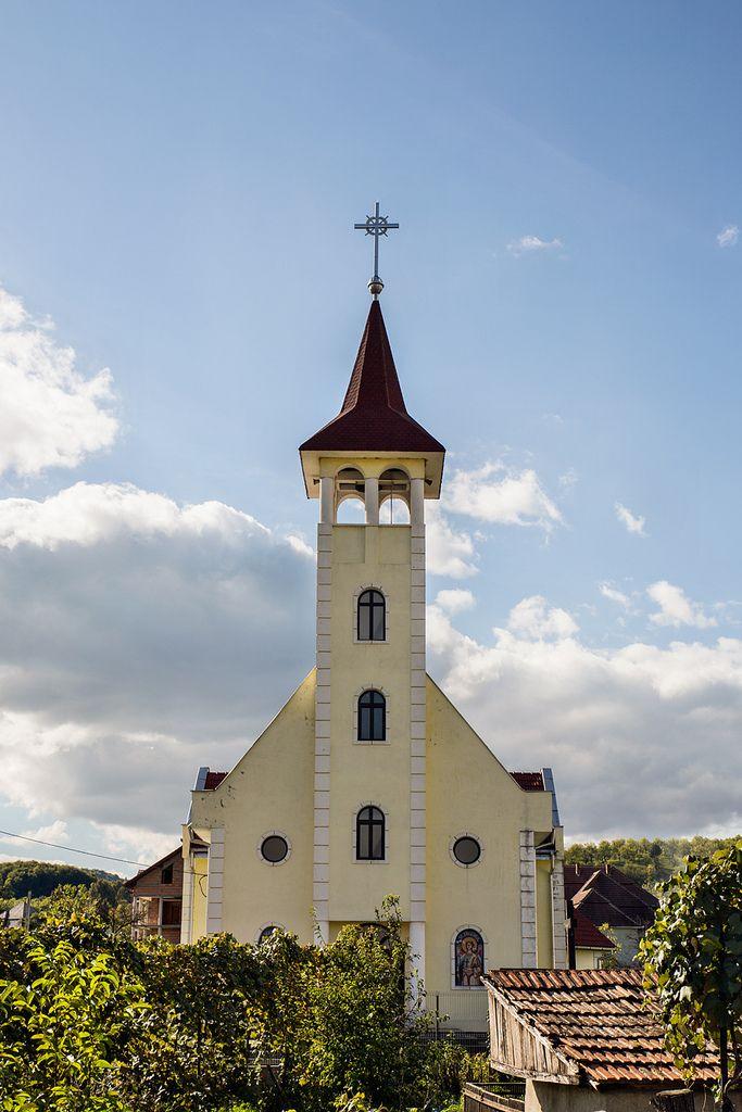 Camarzana Biserica greco catolica