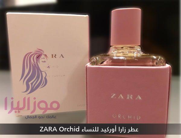 عطر زارا اوركيد المثير للنساء Zara Orchid Perfume Bottles Perfume Bottle