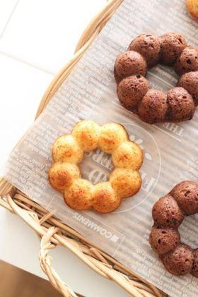 「焼きドーナツサワークリームはちみつレモン」chihiro | お菓子・パンのレシピや作り方【corecle*コレクル】