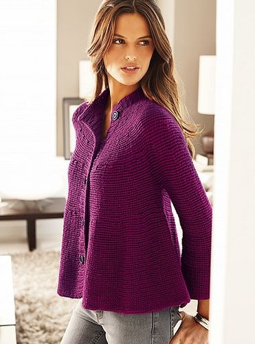 Circle Jacket.  Love it, fantastic color, nice loose fit without looking sloppy.