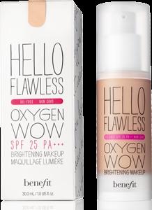 Hello Flawless Benefit foundation - LOVEEEEEE! Worth the $34.00 price tag at Sephora ;-)