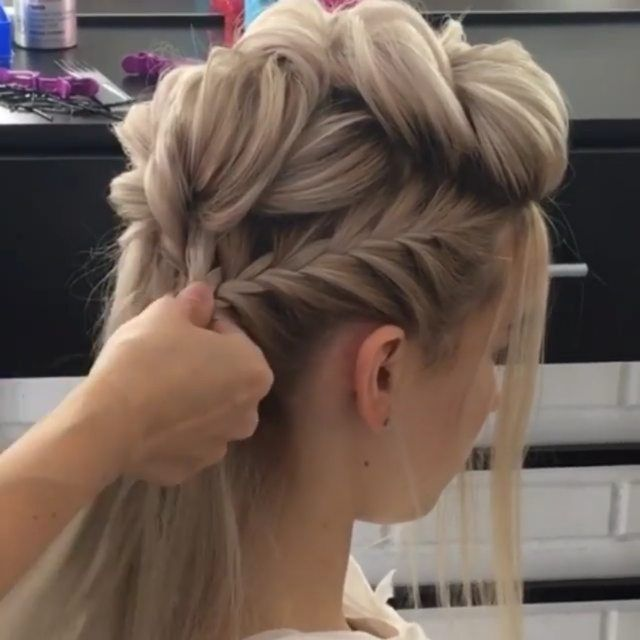 "HAIRFY Hair Tutorials on Instagram: ""Double tap…."