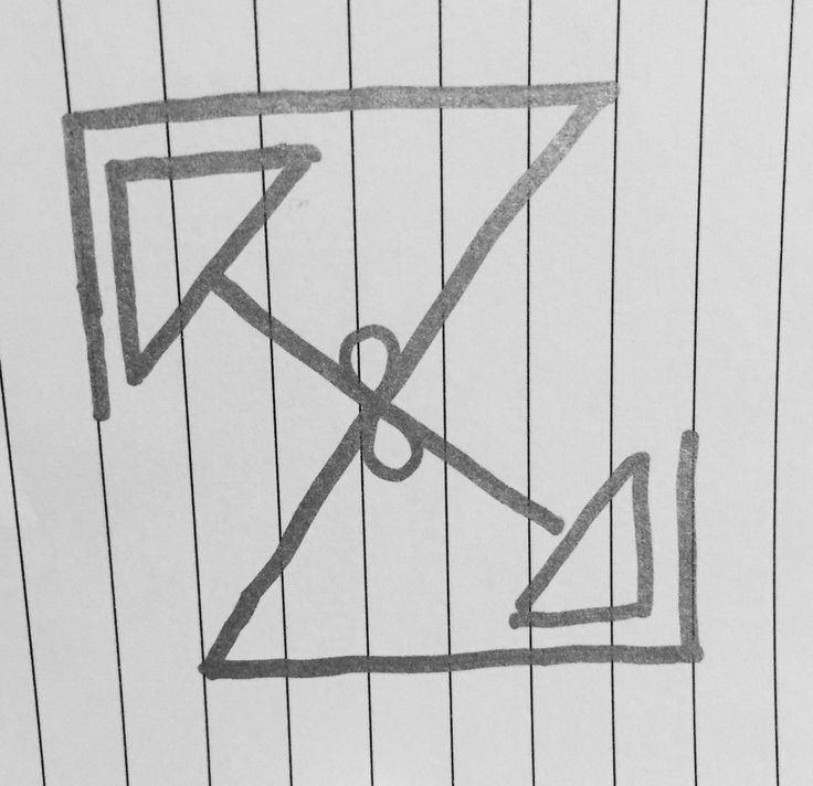 gravegod:  Here was the requested sleep sigil. This promotes deep sleep where you wake up feeling rested. Consider writing it on a slip of paper and putting it under your pillow or hang it above your bed.