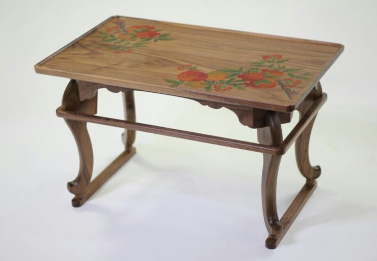 Traditional Naju small portable dining table.