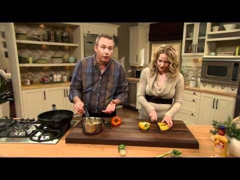 Souper au poulet et quinoa simple- quest-ce qui mijote TV