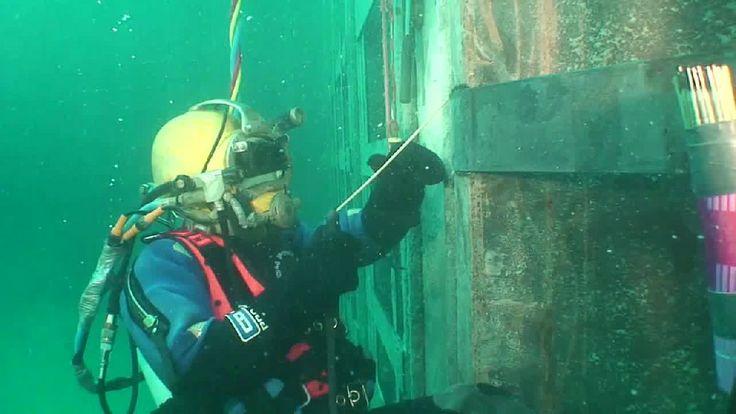 The 25 best underwater welding ideas on pinterest - Dive shops near me ...