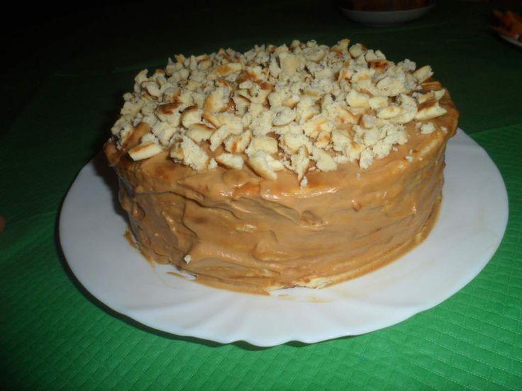 Торт на сковороде - The cake in the pan Подробнее здесь http://intipol.ru/Pages/kulinarvipechka_tortskovoroda.html