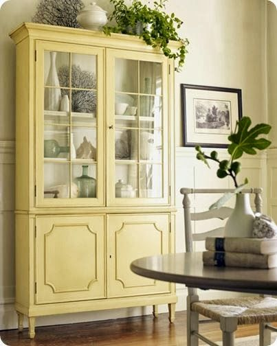 MARQ / propuesta / pintar ese mueble viejo