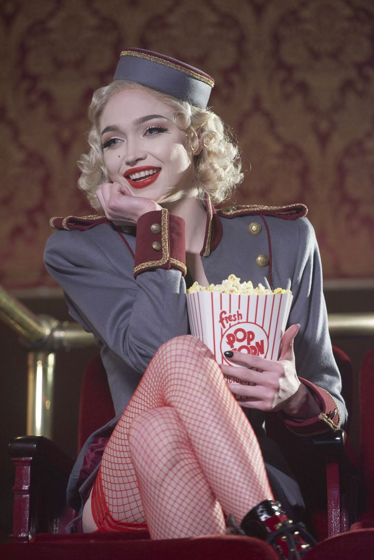 THE ROCKY HORROR PICTURE SHOW: LET'S DO THE TIME WARP AGAIN: Ivy Levan