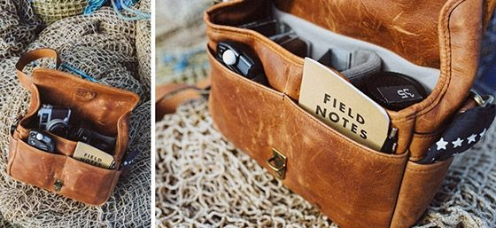"ONA ""The Bowery"" Leather Camera Bag Review – by Neville Black 