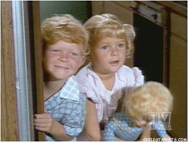 Buffy, Mrs. Beasley and Jody - Family Affair. Loved that show! I still have my Mrs. Beasley doll :)