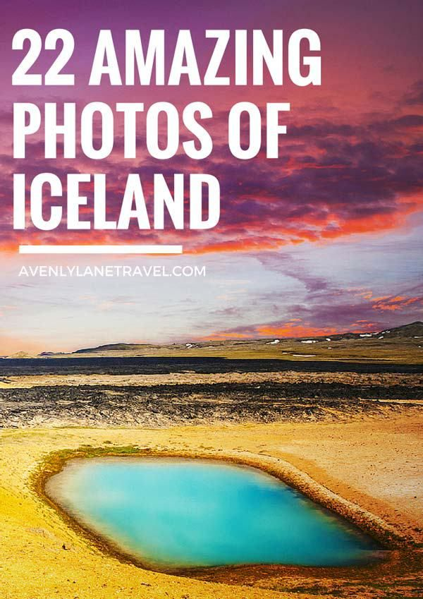 22 Photos that will make you want to travel to Iceland! Click through to read the whole post!