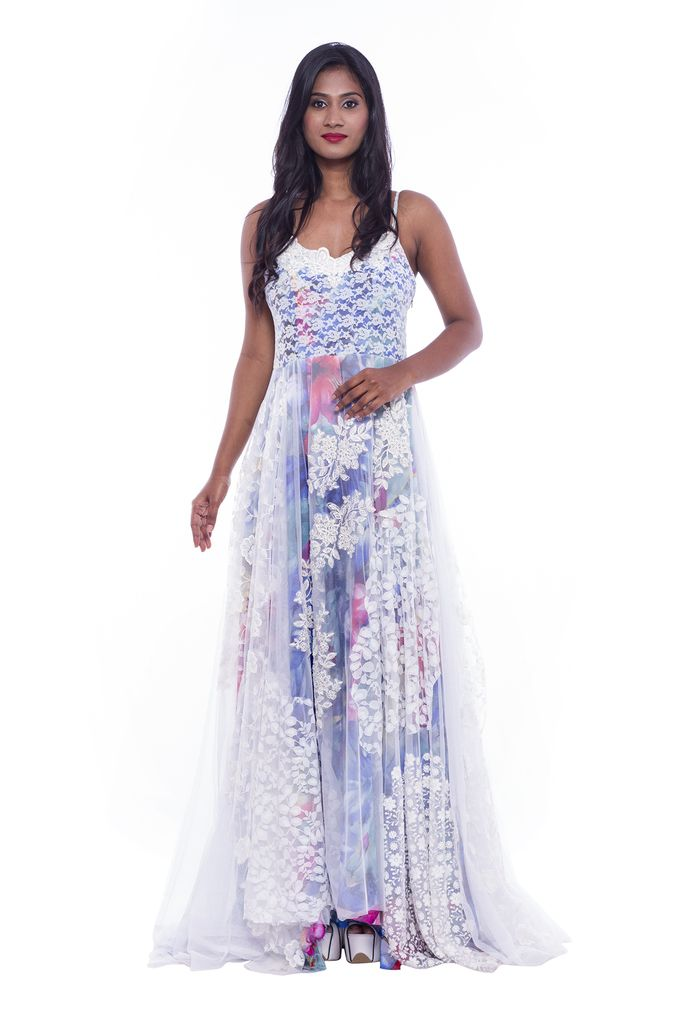 9 best Party Wear Gowns images on Pinterest   Saree, Sari and Saris