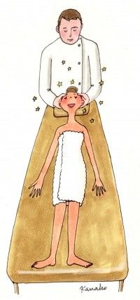 Ainy, proposes shamanic massages rue Saint Honoré - Beauty - My Little Paris