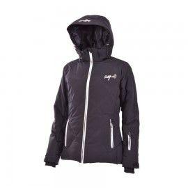 Geacă de ski femei - Northfinder, Annabelle - negru - ideală pentru activitățile de schi sau pentru purtarea zilnică. Acum la 50% reducere!