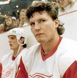 "Joe Kocur & Bob Probert - Detroit Red Wings ""The Bruise Brothers""!"