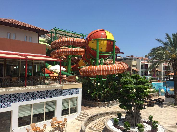 #crystal #water #world #Antalya #aquapark #iaapa #iaapaeurope #springforum #fun #waterpark #day #polinwaterparks