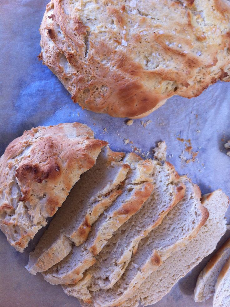 Easy Spelt/Rosemary Bread. Mikala's kitchen.