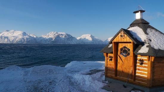 Lyngen Lodge, Olderdalen, Northern Norway