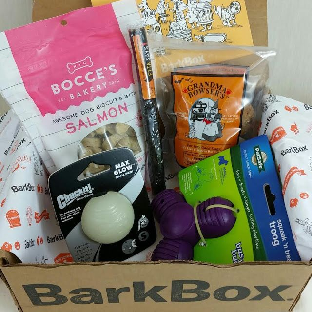 59 best pet subscription box reviews and coupon codes images on bits and boxes barkbox allergy friendly october 2015 small dog bo negle Choice Image