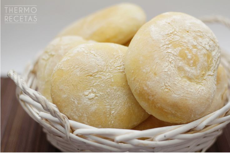 Masas y pan con Thermomix ( Página 4 )
