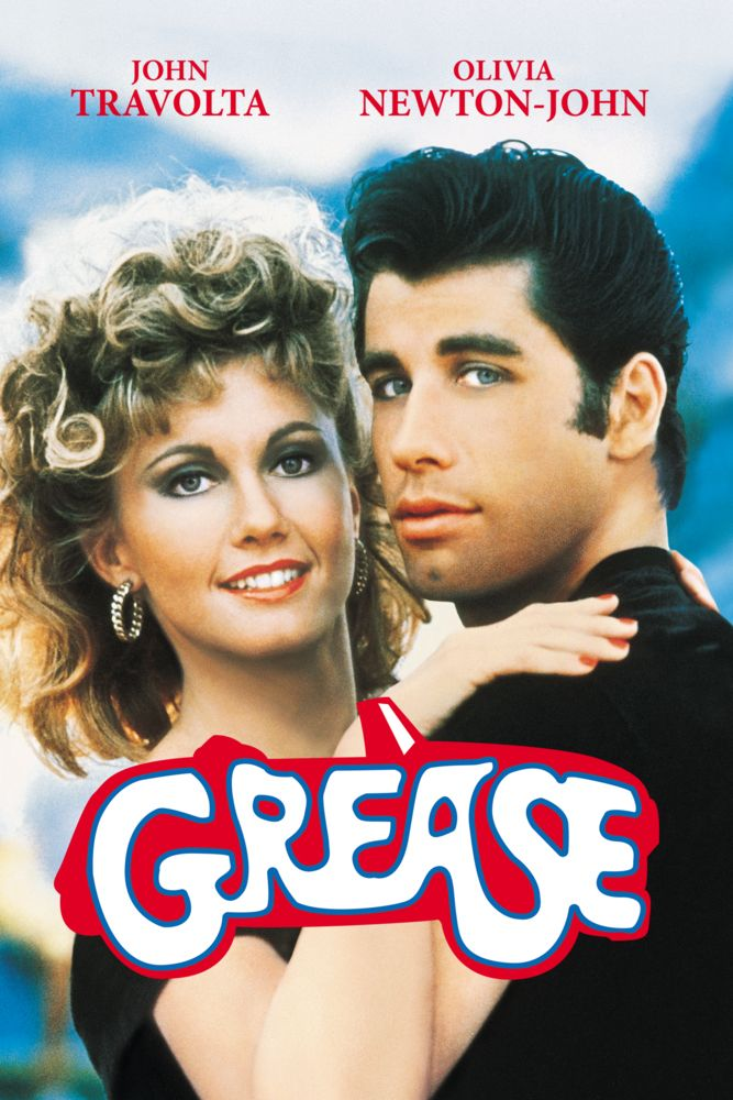 Grease Movie Poster - Jeff Conaway, Barry Pearl, Michael Tucci  #Grease…