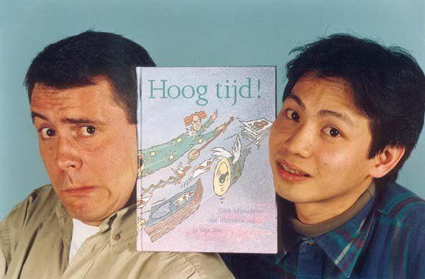 Hoog tijd: Een boek over verschillende aspecten van tijd / Musschoot, Dirk; Le Huu, Hoa.